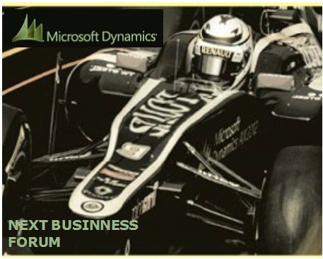 Lotus F1 business forum2