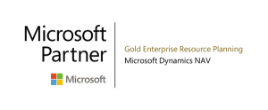 Logo Dynamics NAV Gold