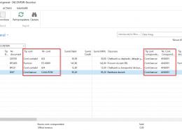 Dynamics NAV (Navision) - Realizare decont avansuri trezorerie
