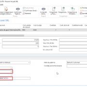 Dynamics NAV (Navision) - Agent livrare pe comanda de vânzare
