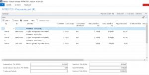 Dynamics NAV (Navision) - Generare factură vânzare din livrări combinate